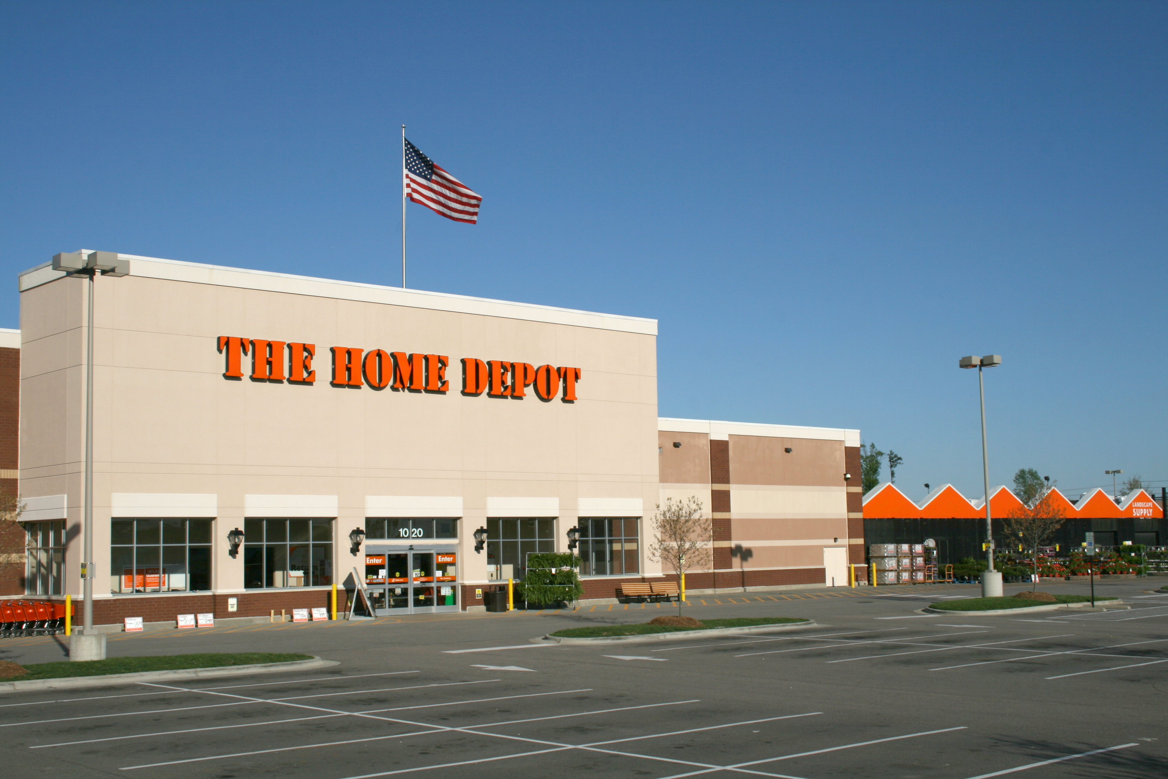 What Time Is Home Depot Open Till
